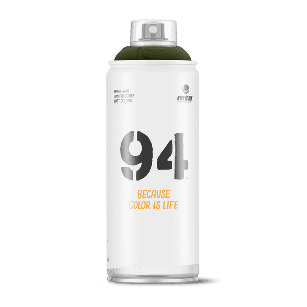 MTN 94 Spray Paint - Labyrinth Green | Spray Planet