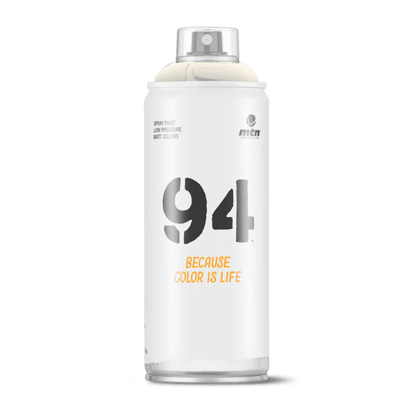 MTN 94 Spray Paint - Malta White | Spray Planet