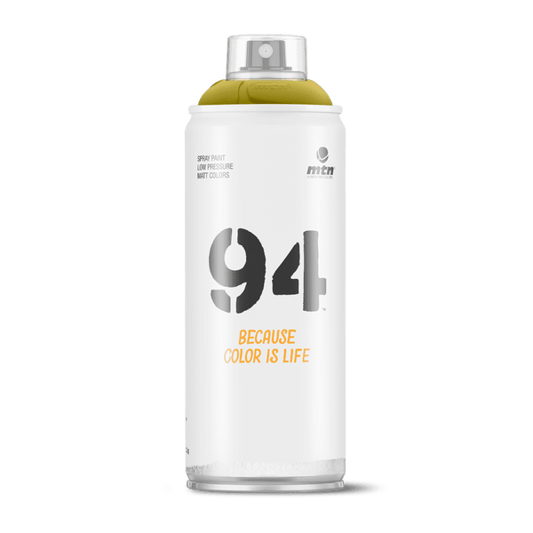 MTN 94 Spray Paint - Mission Green | Spray Planet