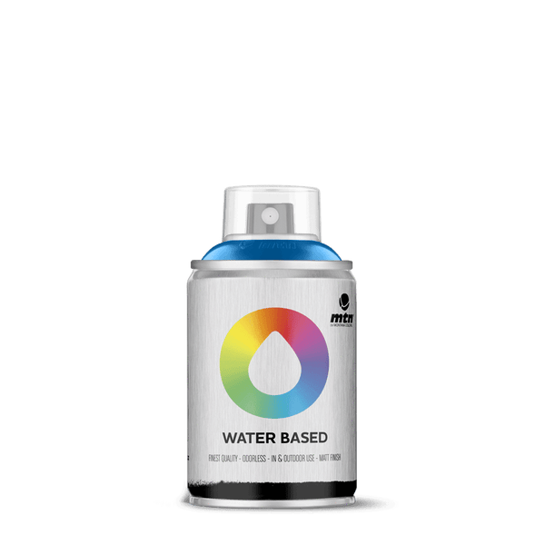 MTN Water Based 100 Spray Paint - Prussian Blue | Spray Planet
