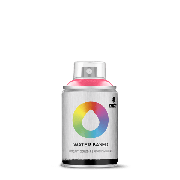MTN Water Based 100 Spray Paint - Quinacridone Magenta | Spray Planet