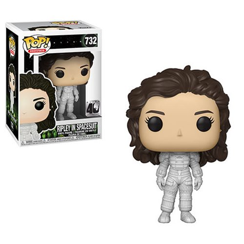 POP! Movies - Aliens 40th Anniversary: Ripley in Spacesuit #732