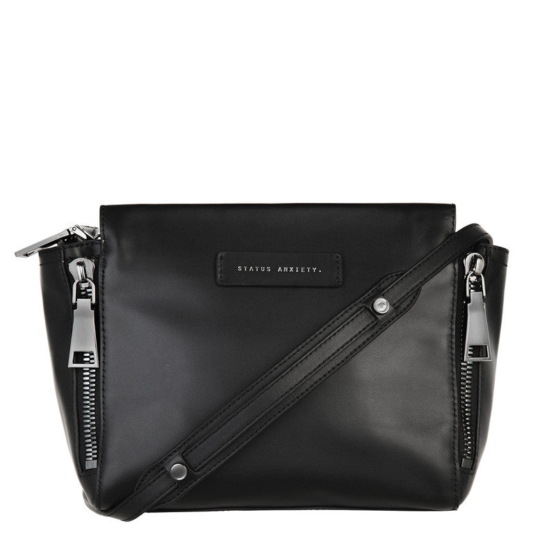 Status Anxiety The Ascendants Bag Black