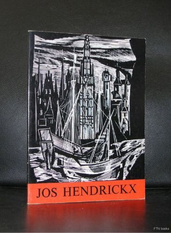 Brussel # JOS HENDRICKX # 1978, nm