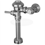 "Zurn Z6000-WS1 1.6 GPF Aquaflush Exposed Flush Valve with Top Spud Connection for Water Closets with 11-1/2"" Rough-In"