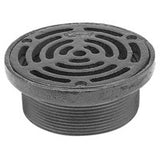 "Zurn ZX400-5A Heavy-Duty Cast Iron 5"" Round Floor Drain Strainer"