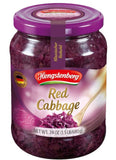 Pickled Red Cabbage (Hengstenberg) 24 oz - Parthenon Foods
