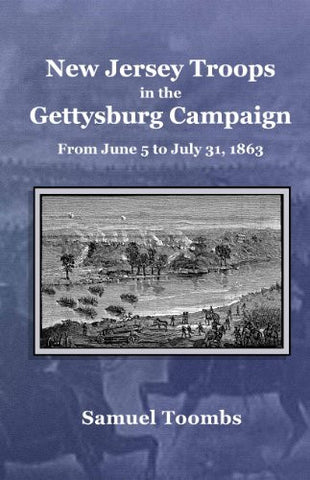 New Jersey Troops in the Gettysburg Campaign