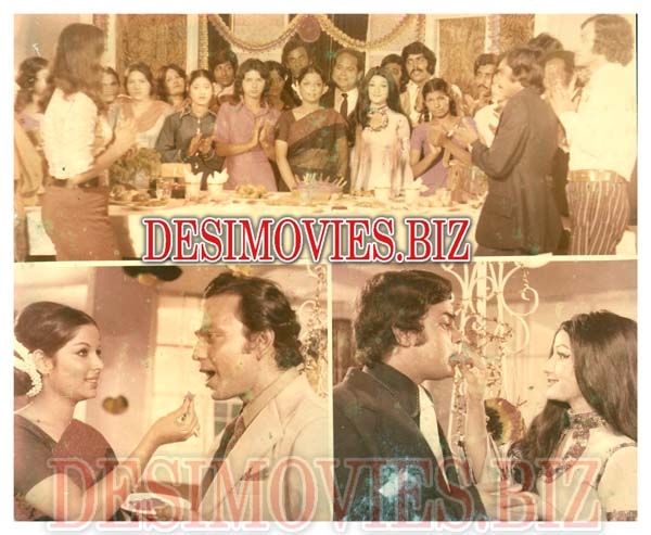 Lagan (1981) Lollywood Lobby Card Still 15