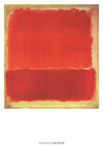 No. 12, Mark Rothko - CultureLabel