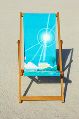 Pool Side Motel Deckchair, Yoko Honda Alternate View