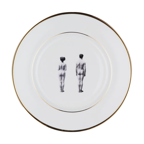 The Models Bone China Plate, Melody Rose - CultureLabel