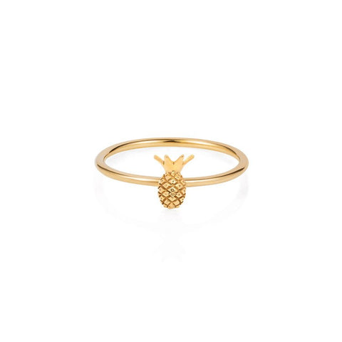 Tiny Pineapple Ring, Lee Renée - CultureLabel