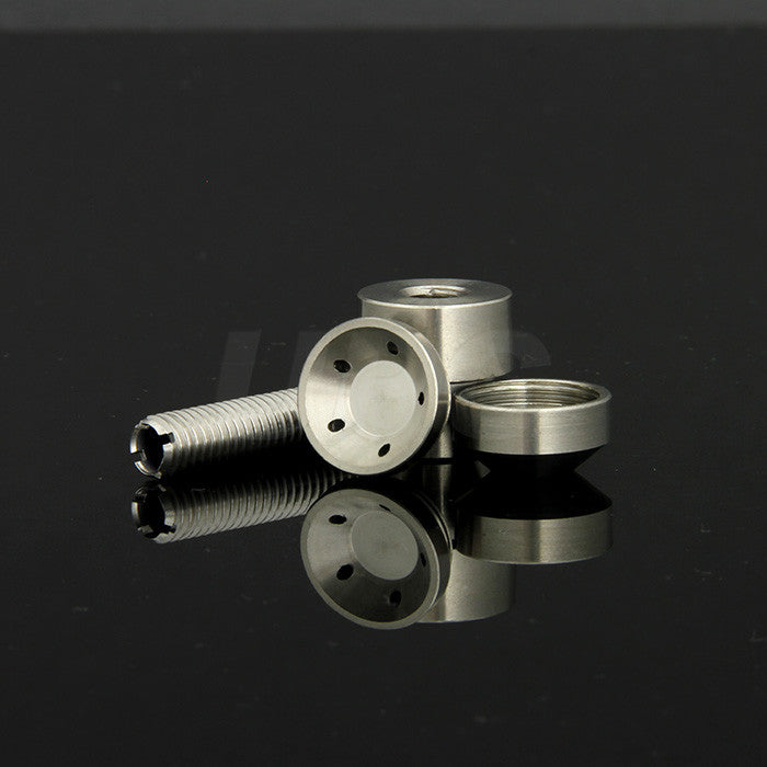 Adjustable Titanium Nail - Fits 14mm and 18mm female fitting