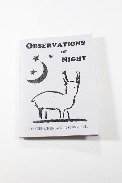 OBSERVATIONS OF NIGHT