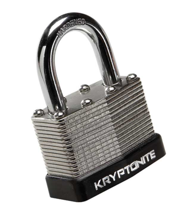 Kryptonite Laminated Steel Key Padlock