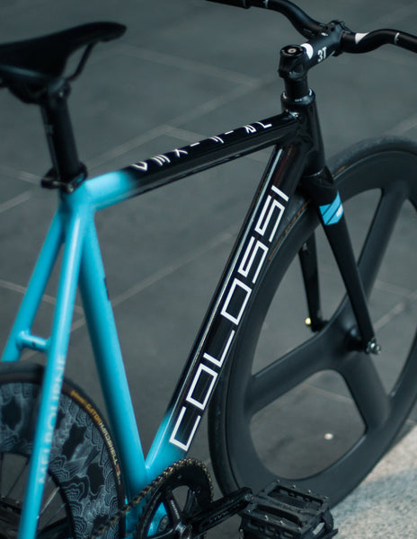 Colossi x JRIFIXED Melbourne *Frame Set