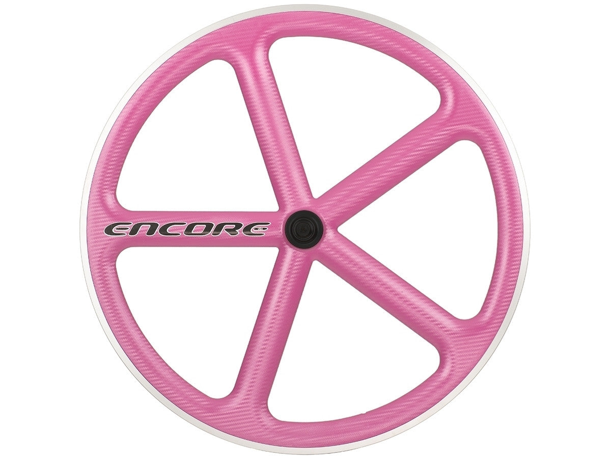 encore rim fixie pink fixedgear