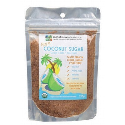 Coconut Sugar 250g