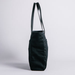 Wellington Tote (All Black)