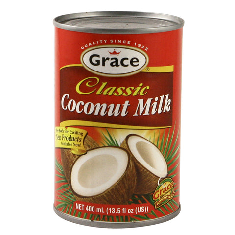Grace Coconut Milk  24 x 13.5 oz