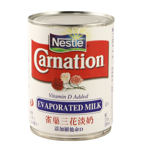 Nestle Carnation Evaporated Milk   24 x 12 oz