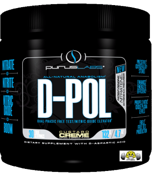 D-POL Natural Testosterone Booster by Purus Labs