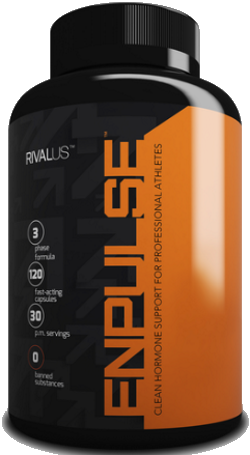 ENPULSE Clean Hormone Support by RIVALUS