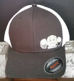 JMFN Flex Fit Hat by Just Max Fitness Nutrition
