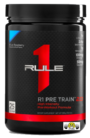 R1 Pre-Train 2.0 by Rule 1 Proteins