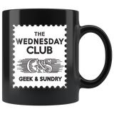 The Wednesday Club Authority Mug