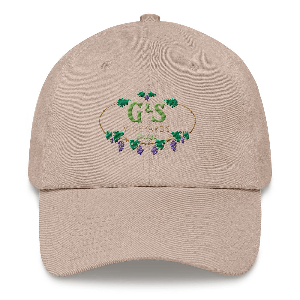 We're Alive Frontier -G&S Vineyards Hat