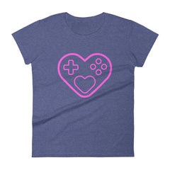 Game Engine Love Controller T-Shirt