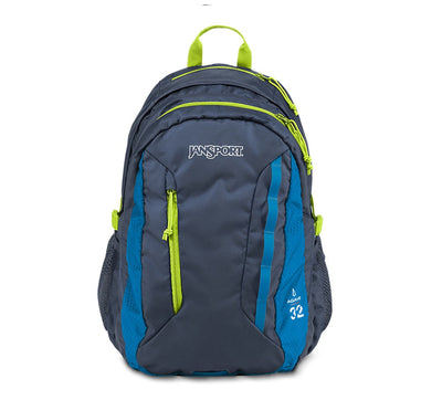 Jansport Navy/Lime Punch