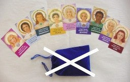 Bag of Blessing Cards  5-pack
