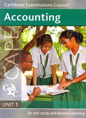 Accounting Unit 1 for CAPE Study Guide Self-study