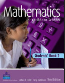 Mathematics for Caribbean Schools Students Book 2