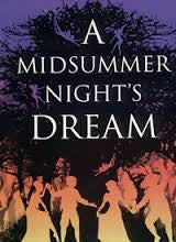 Midsummer Night's Dream- Shakespeare