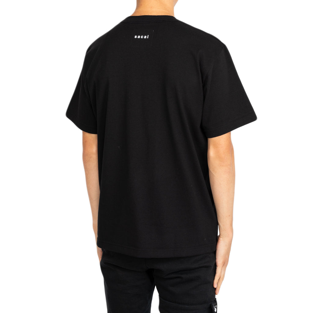 Sacai FW19 Bar Italia T-Shirt