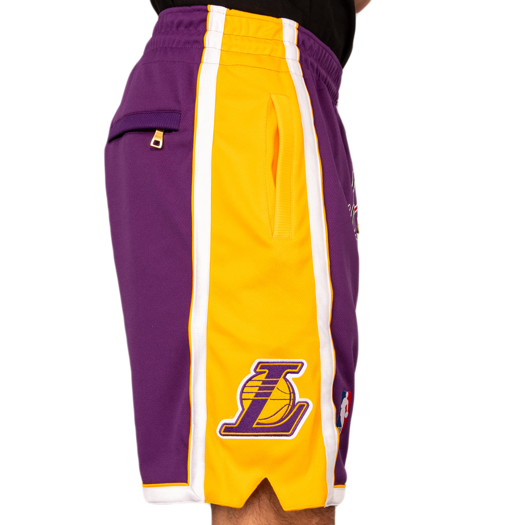Just Don SS19 NBA Split Finals Shorts Lakers x Celtics