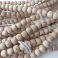 6mm Tulsi Beads, Round Best Quality