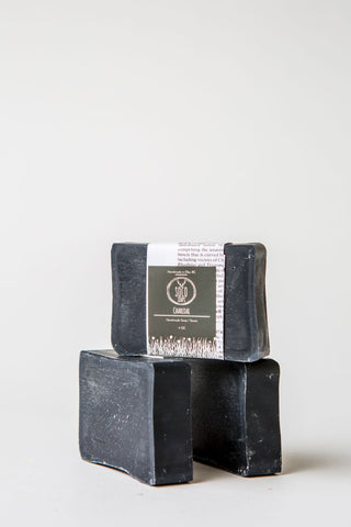 Charcoal Face + Body Soap