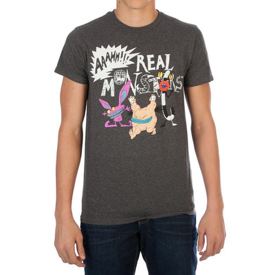 Aaahh!!! Real Monsters T-Shirt - Alluforu