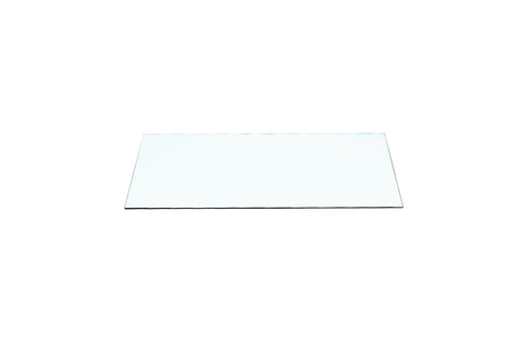 ADA Clear Glass Cover for 30W  (30x18x24cm) D-Type  240x163mm