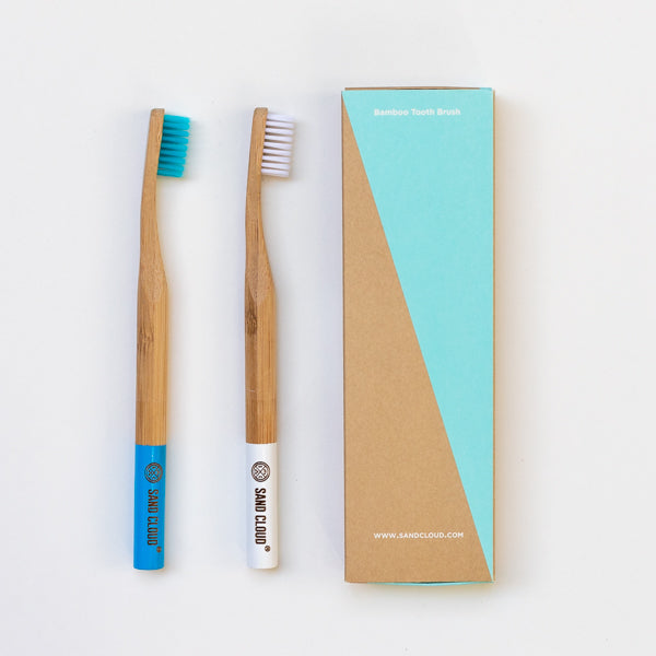 Bamboo Toothbrush - 2 pack