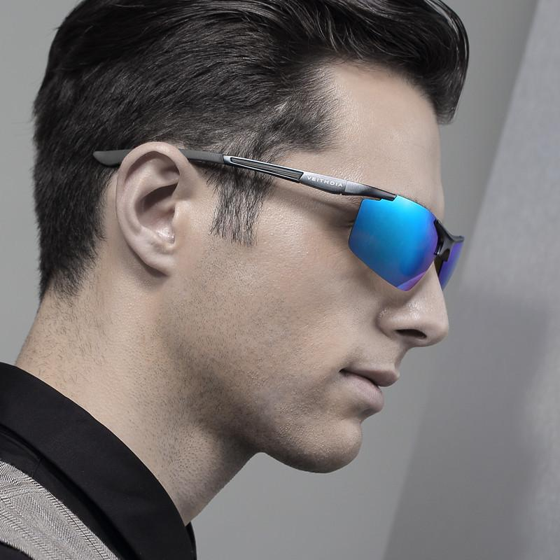 Men's Sunglasses Polarized Sun Glasses -6588 - Flickdeal.co.nz