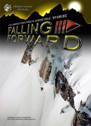 Falling Forward Jackson Hole Ski and Snowboard DVD