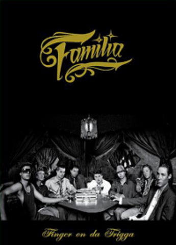 Familia Snowboard DVD by Finger on da Trigger FODT