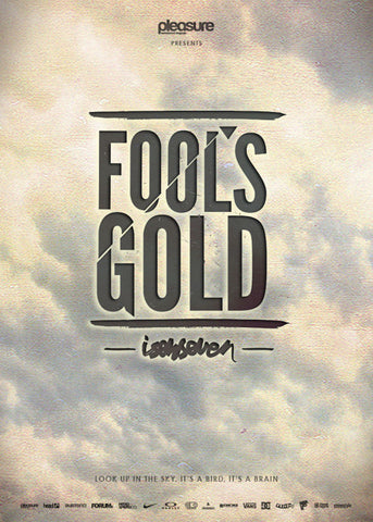 Fool's Gold Snowboard DVD