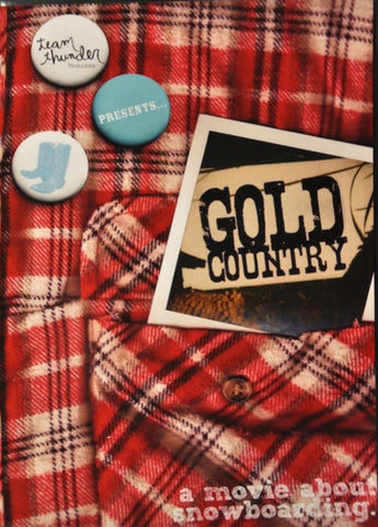Gold Country Snowboard DVD